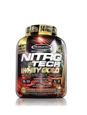 Nitro Tech %100 Whey Gold Protein